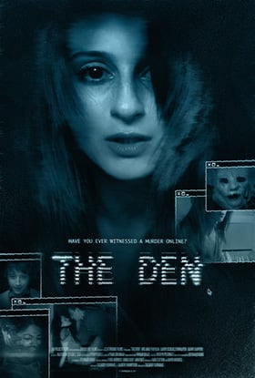 The Den (2013) Full Movie Poster