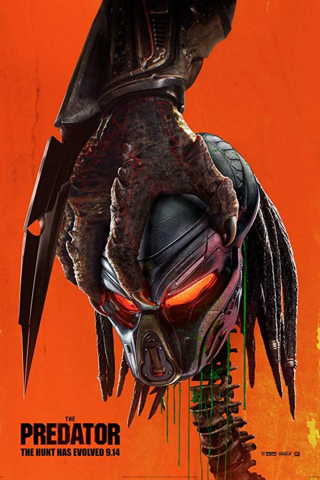 The Predator (2018) Movie Poster
