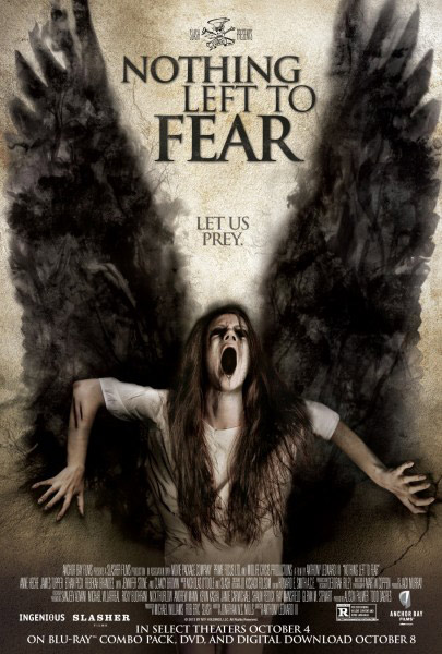 Nothing Left to Fear (2013) Full Movie Poster
