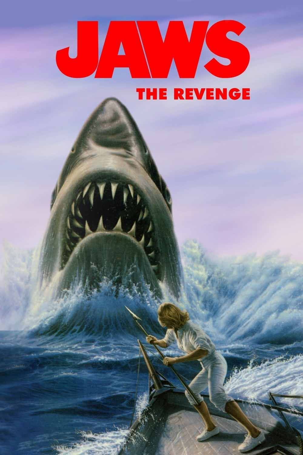 Jaws The Revenge Iv 1987 Review Movie Reviews