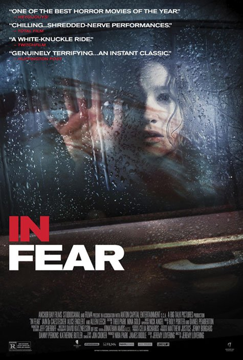 In Fear (2013) Full Movie Poster