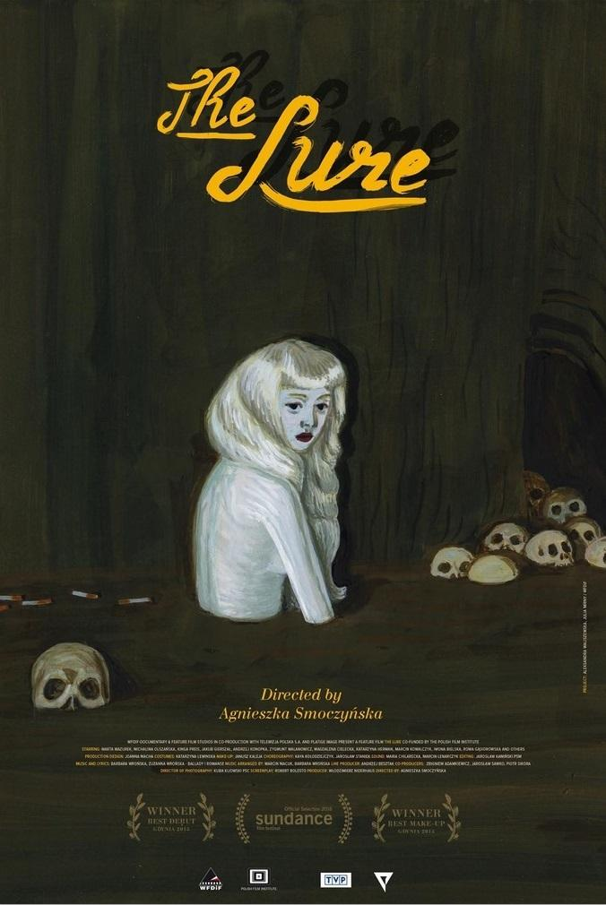 movie poster for the lure  2015