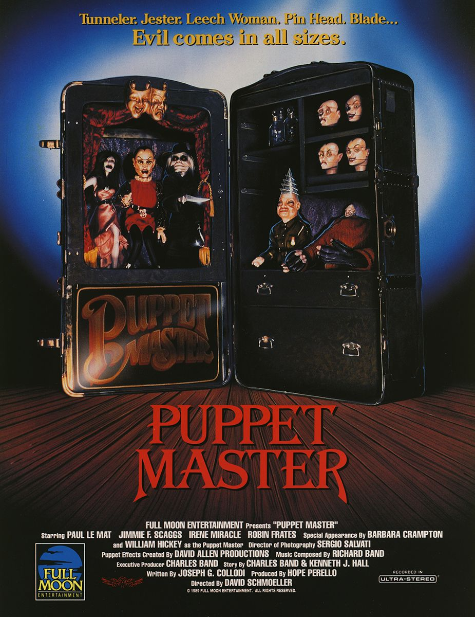 puppet master  1989  review