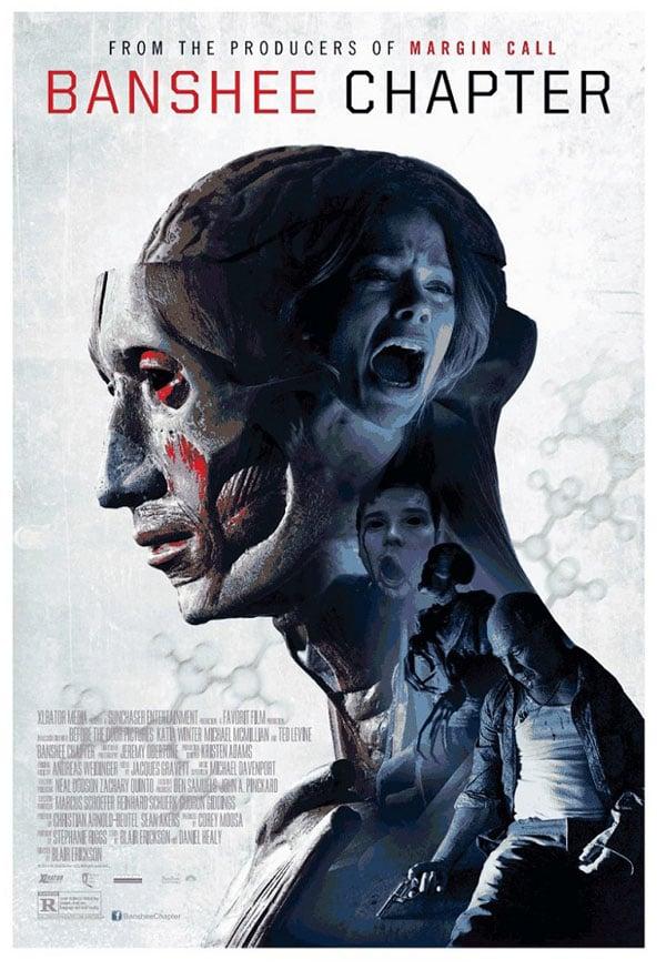 Banshee Chapter (2013) Full Movie Poster
