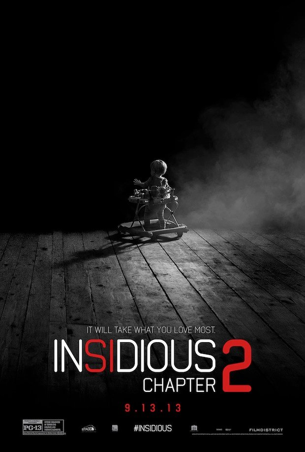 Insidious Chapter 2 (Insidious 2) (2013) Full Movie Poster