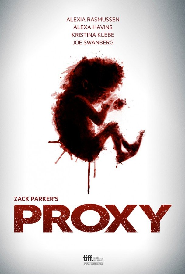 Proxy (2015) Full Movie Poster