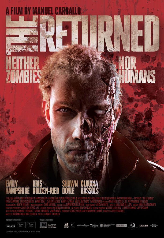 The Returned (2013) Full Movie Poster