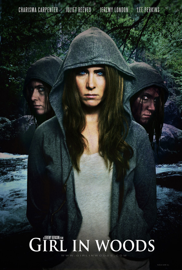 Girl In Woods 2016 Review Movie