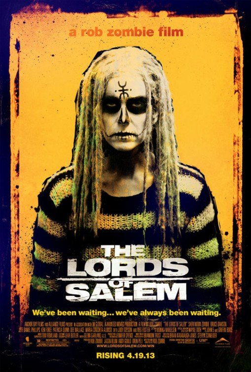The Lords of Salem (2012) Full Movie Poster