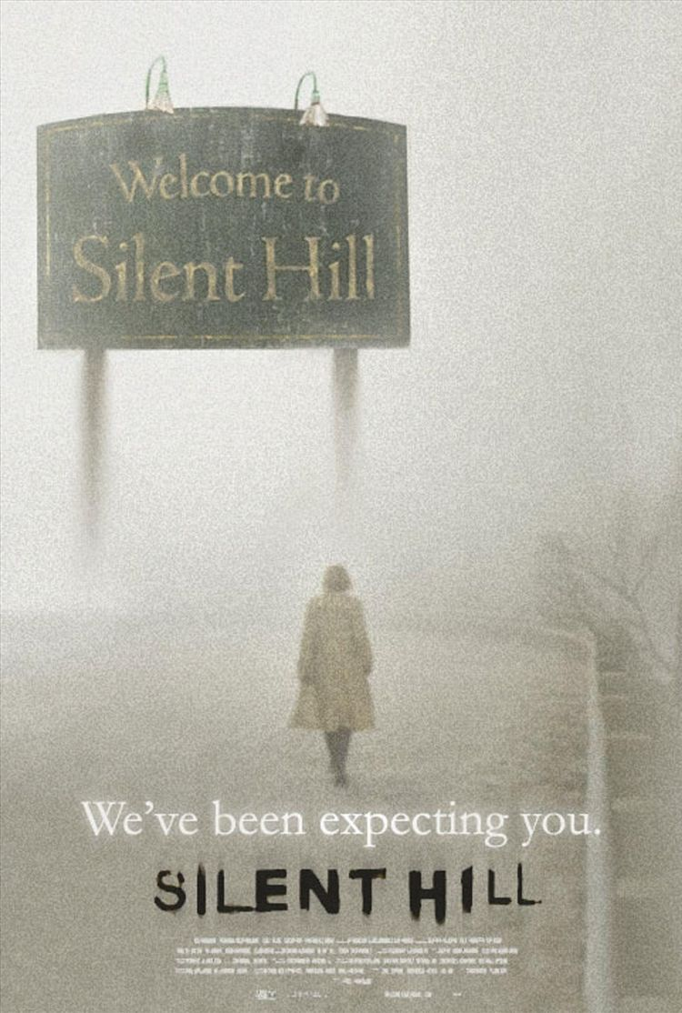 Watch Silent Hill (2006) Free Online |Silent Hill Movie Poster