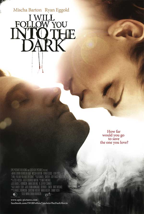 I Will Follow You into the Darkness (2012) Full Movie Poster