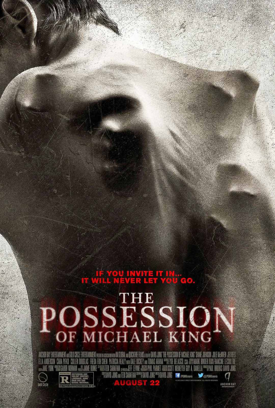 The Possession of Michael King (2014) Full Movie Poster