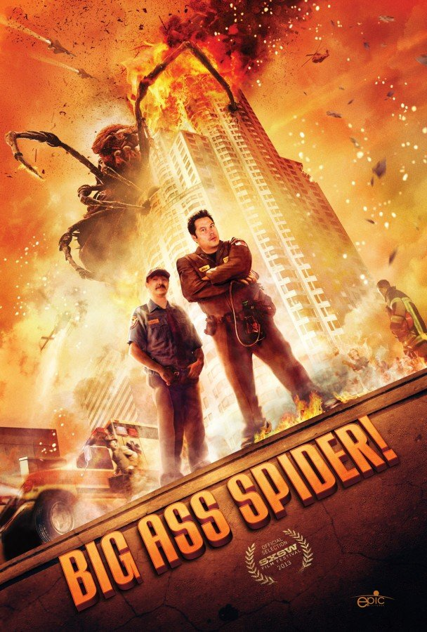 Big Ass Spider (2013) Full Movie Poster