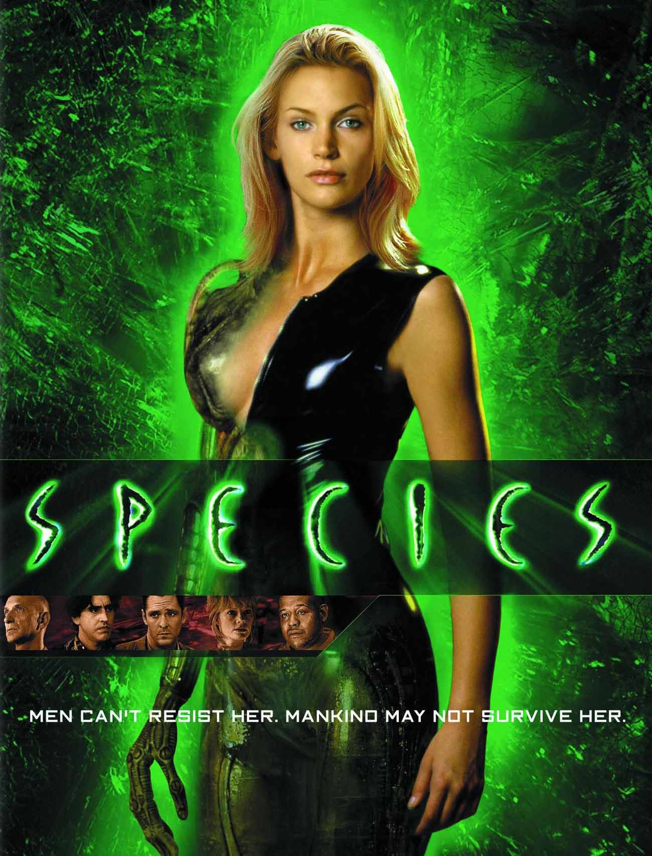 Species (1995) - Movie