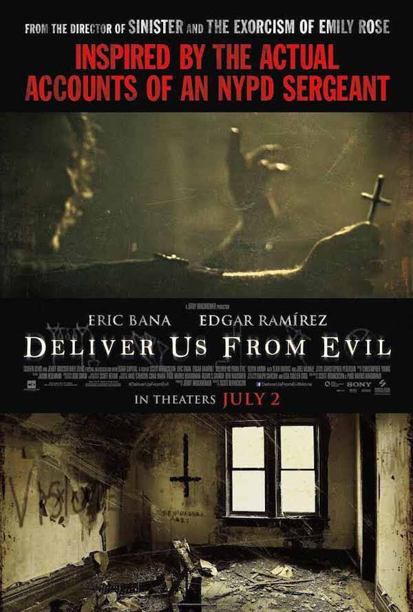 Deliver Us From Evil (2014) Full Movie Poster