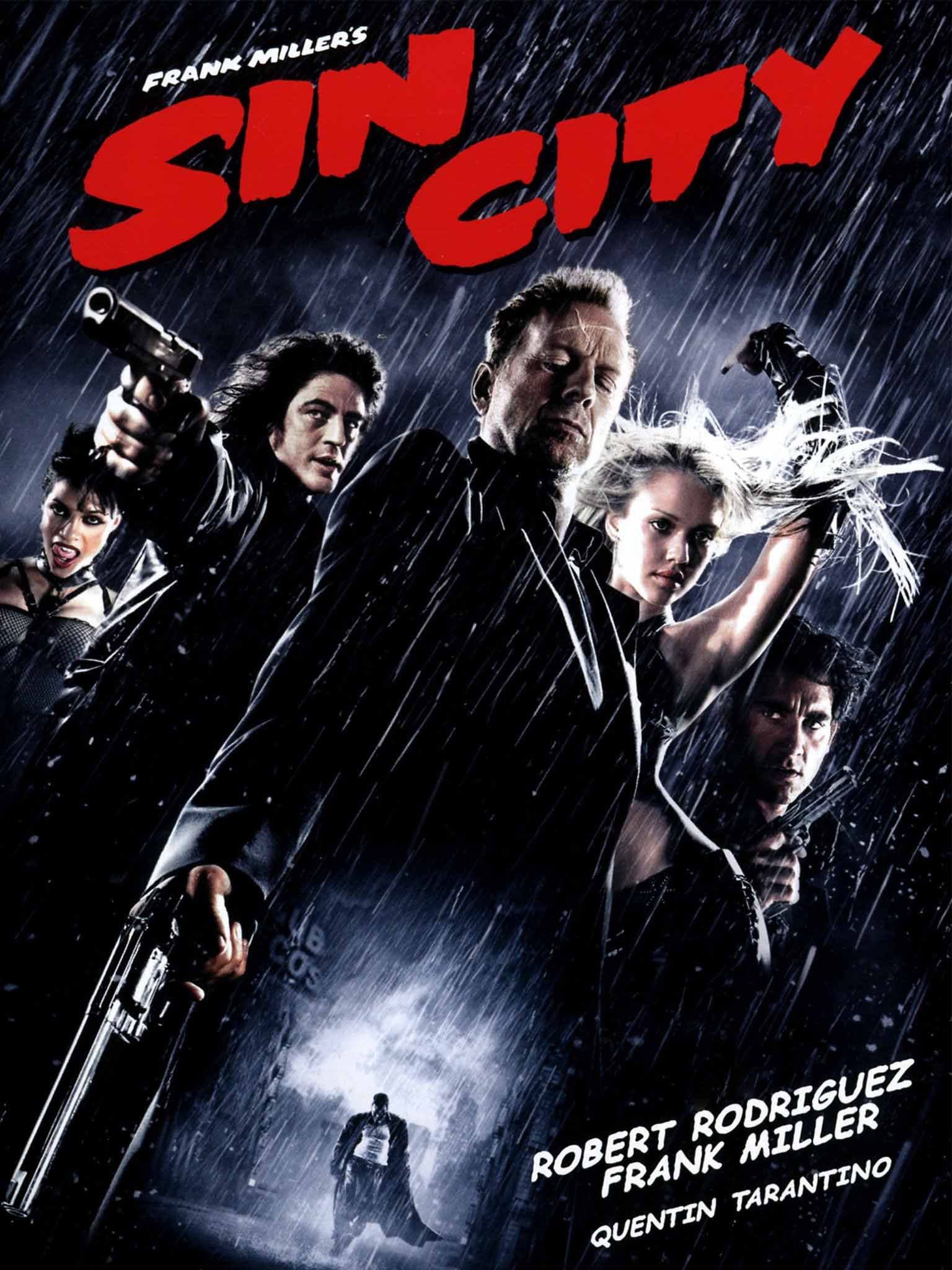 Sin City (2005) Review | Thriller Movie