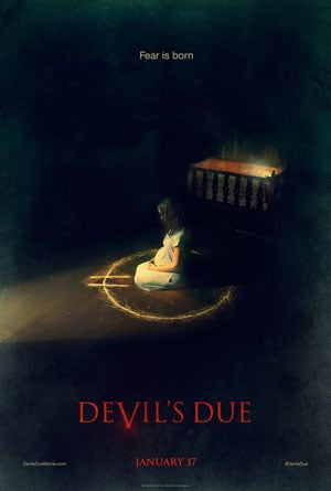 Devil's Due (2014) Full Movie Poster