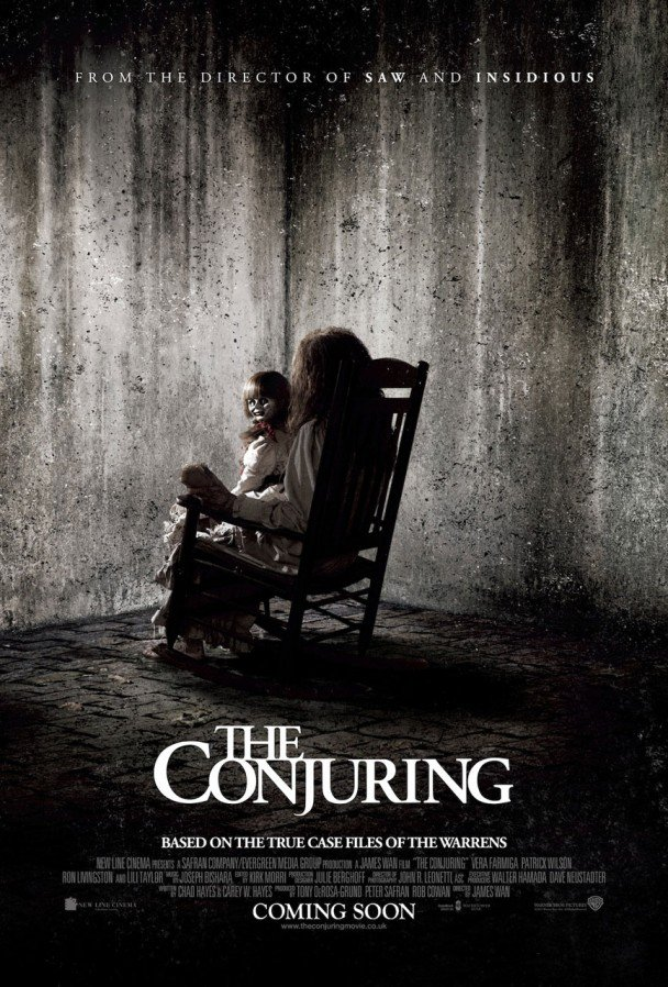 The Conjuring (2013) Full Movie Poster