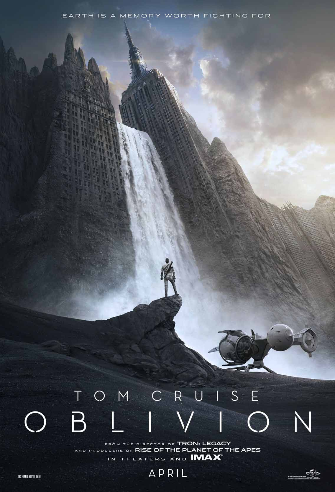 Oblivion (2013) Full Movie Poster