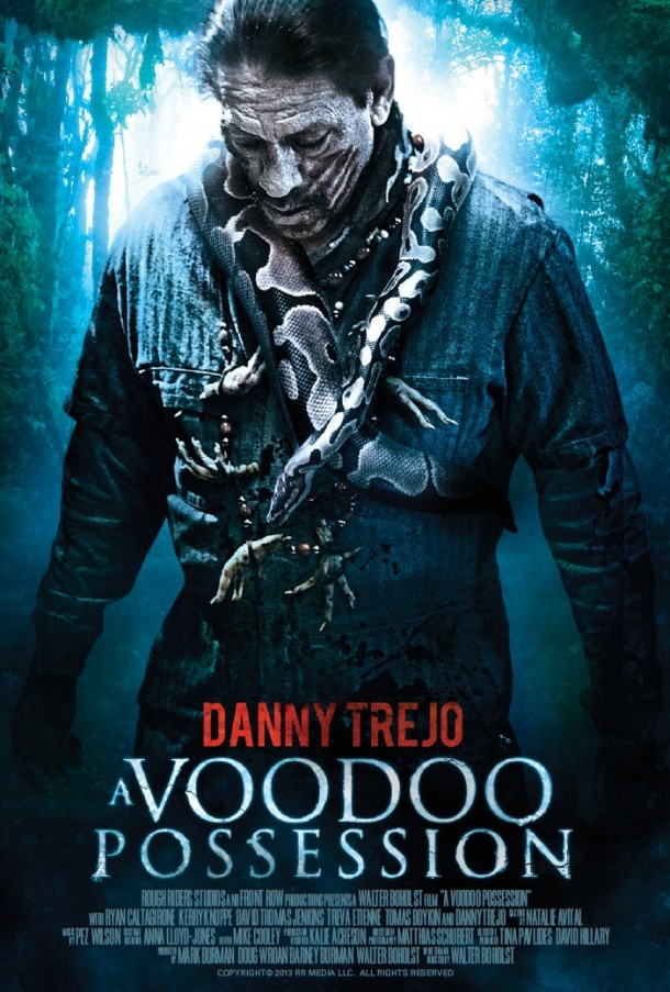 Voodoo Possession (2014) Full Movie Poster