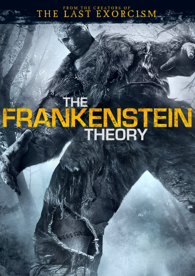 The Frankenstein Theory (2013) Full Movie Poster