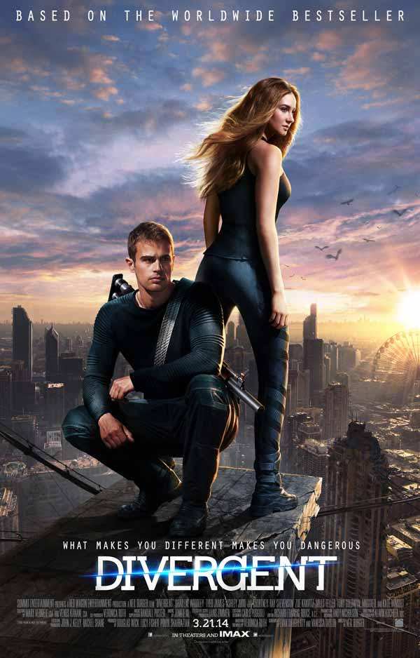 Divergent (2014) Full Movie Poster