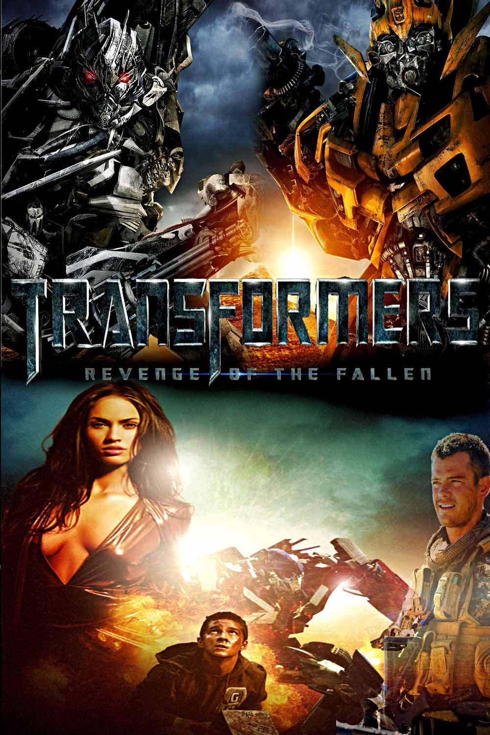 Transformers: Revenge of the Fallen (2009) Review | Sci-Fi ...