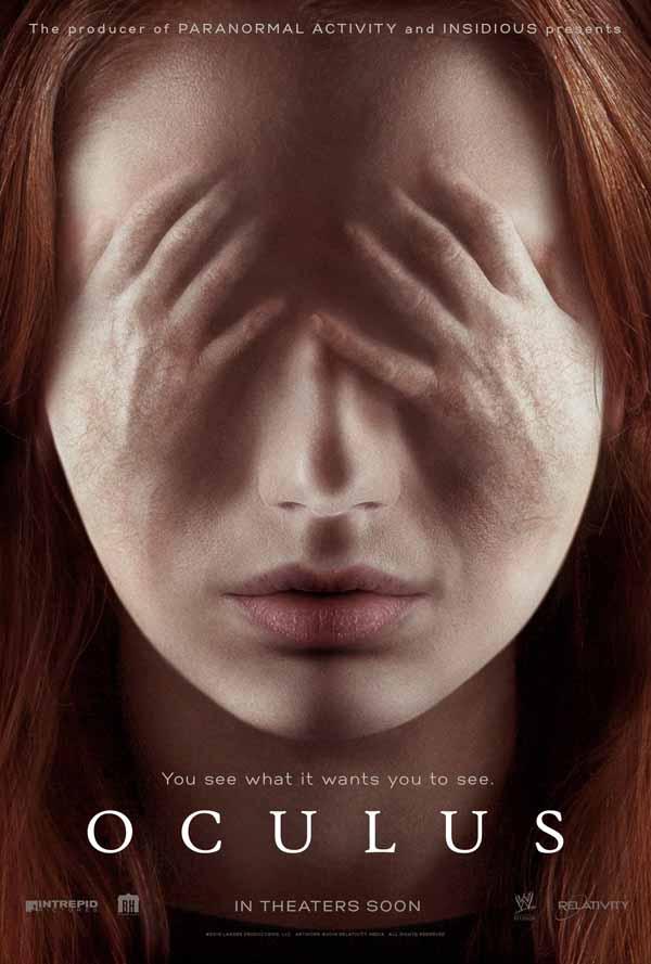 Oculus (2013) Full Movie Poster
