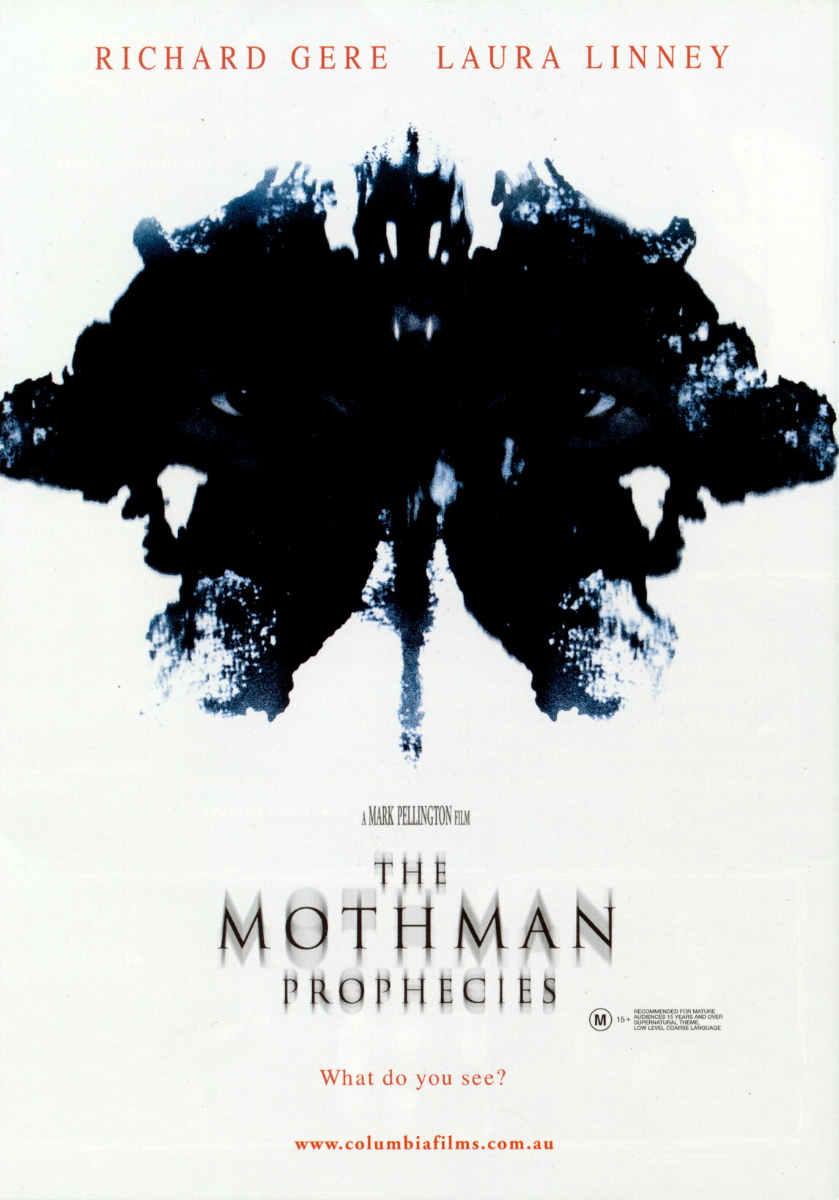 the mothman prophecies 2002 movie