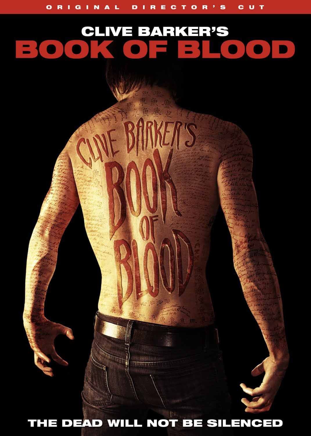 book of blood 2009 review movie
