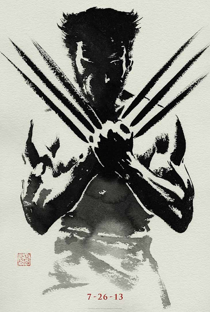 The Wolverine (2013) Full Movie Poster