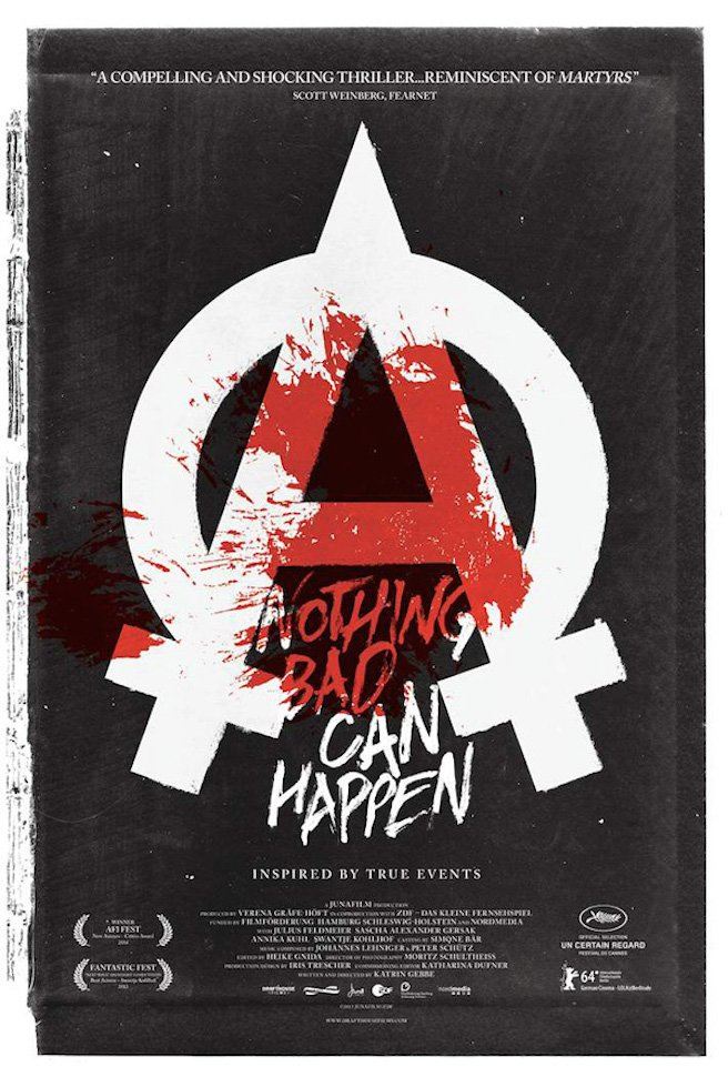 Nothing Bad Can Happen (2013) Full Movie Poster