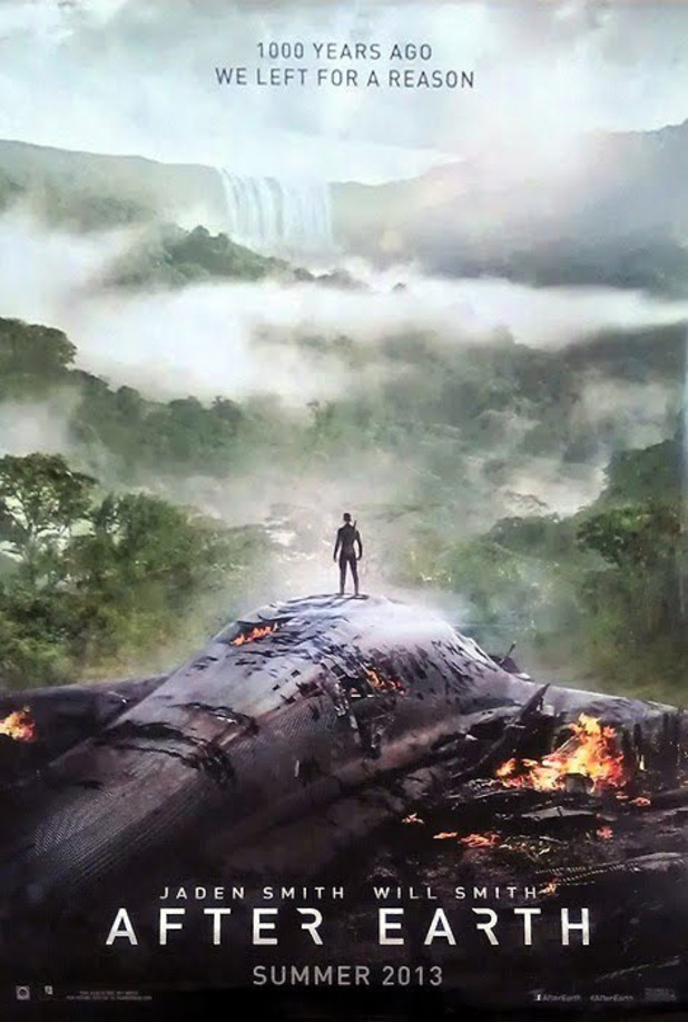 After Earth (2013) Full Movie Poster