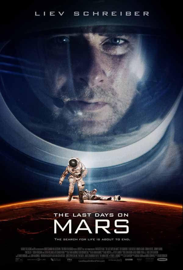 The Last Days on Mars (2013) Full Movie Poster
