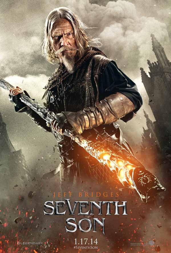 Seventh Son (2014) Full Movie Poster