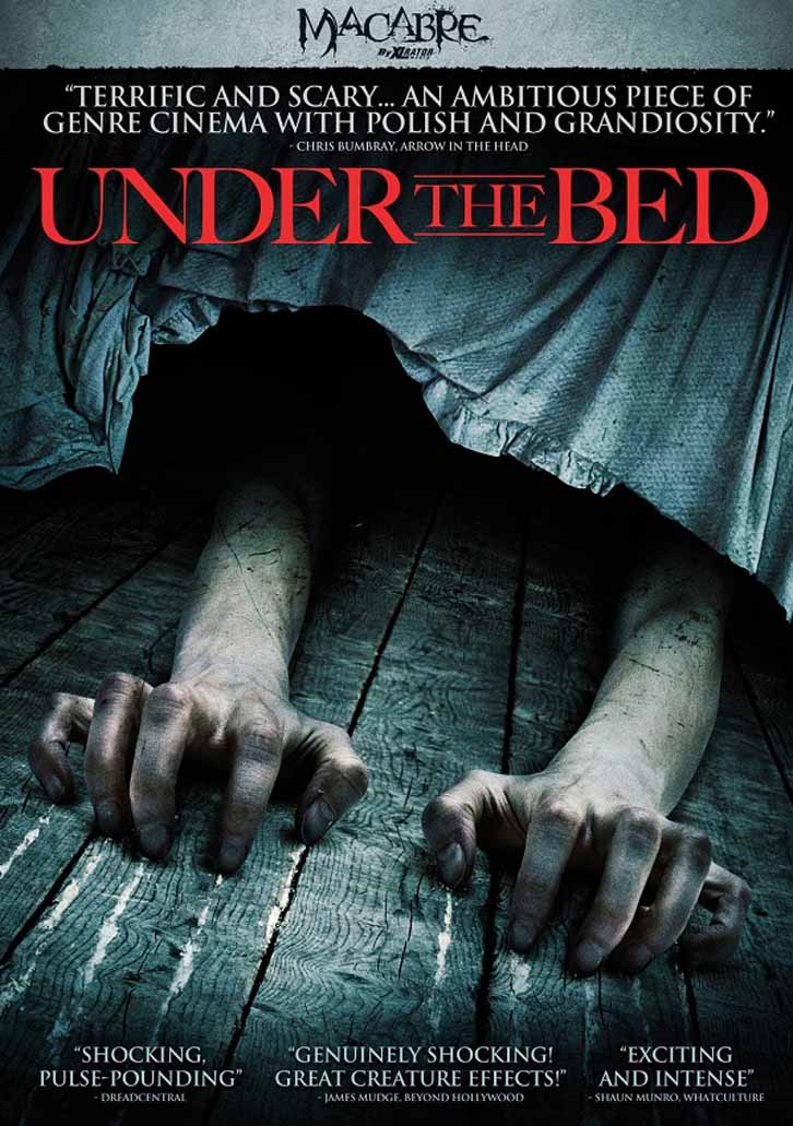 Under the Bed (2012) Full Movie Poster