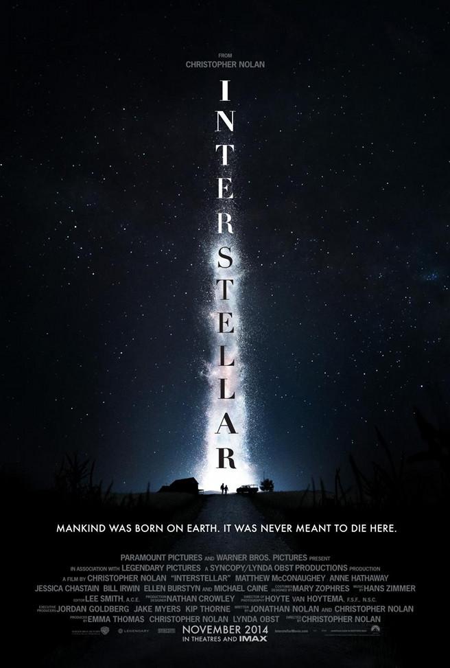 Interstellar (2014) Full Movie Poster