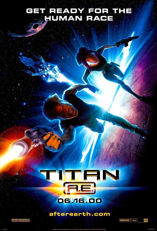 Titan A.E. (2000)   Qwipster   Movie Reviews Titan A.E