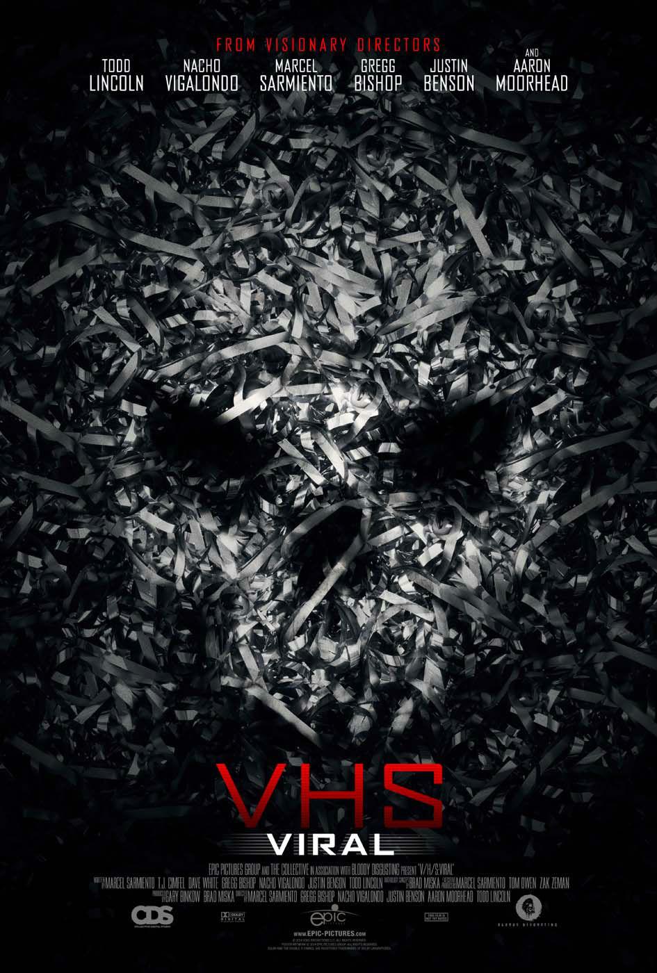 V/H/S: Viral (2014) Full Movie Poster