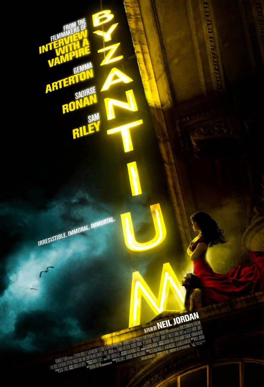 Byzantium (2012) Full Movie Poster