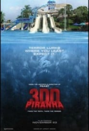 Piranha 3DD (2012) Full Movie Poster