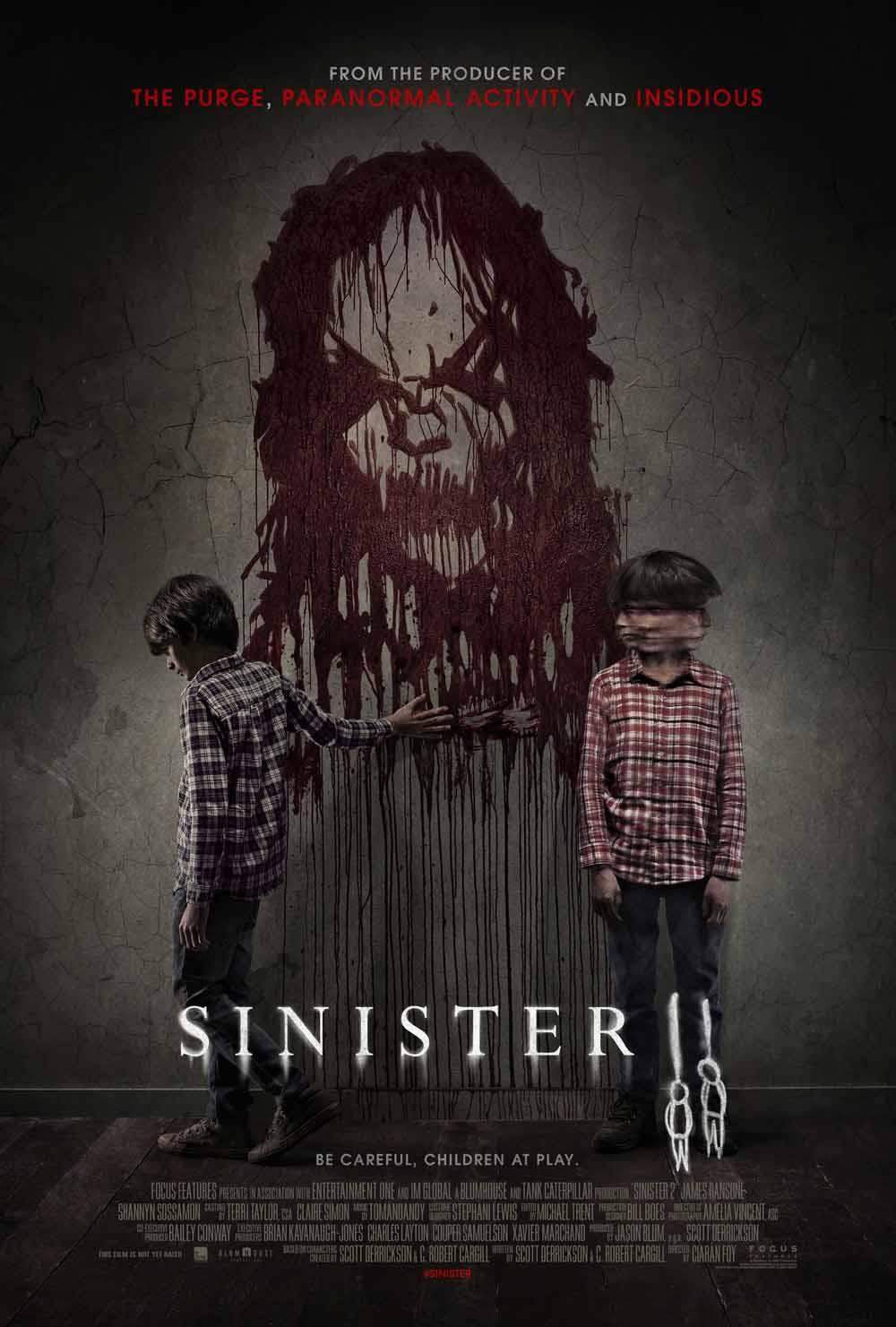 Sinister 2 (2015) Full Movie Poster