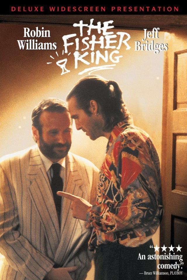 The Fisher King (1991) Movie Poster