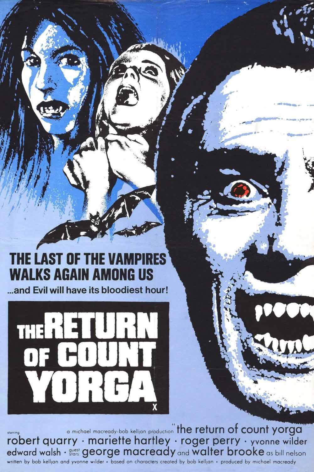 The Return of Count Yorga Details