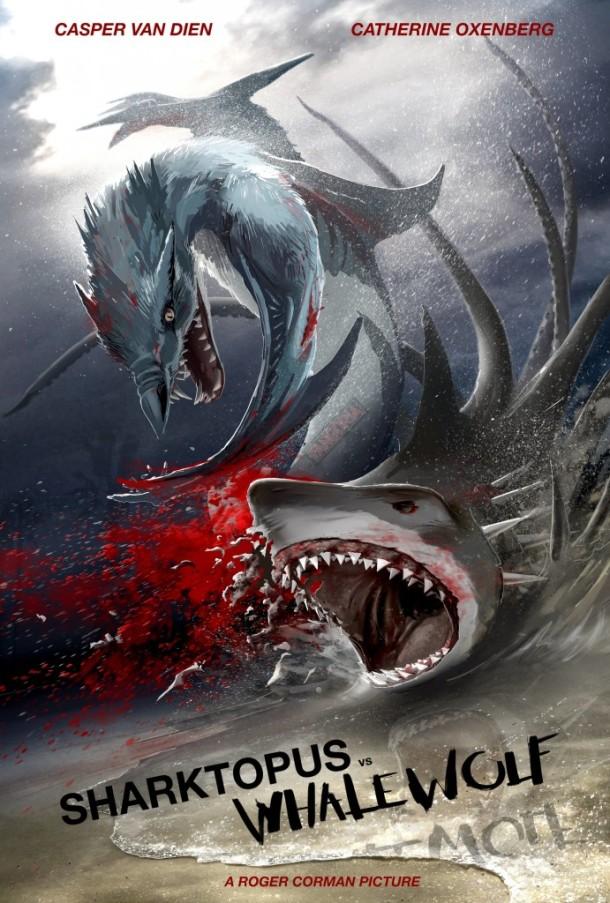 Sharktopus Vs
