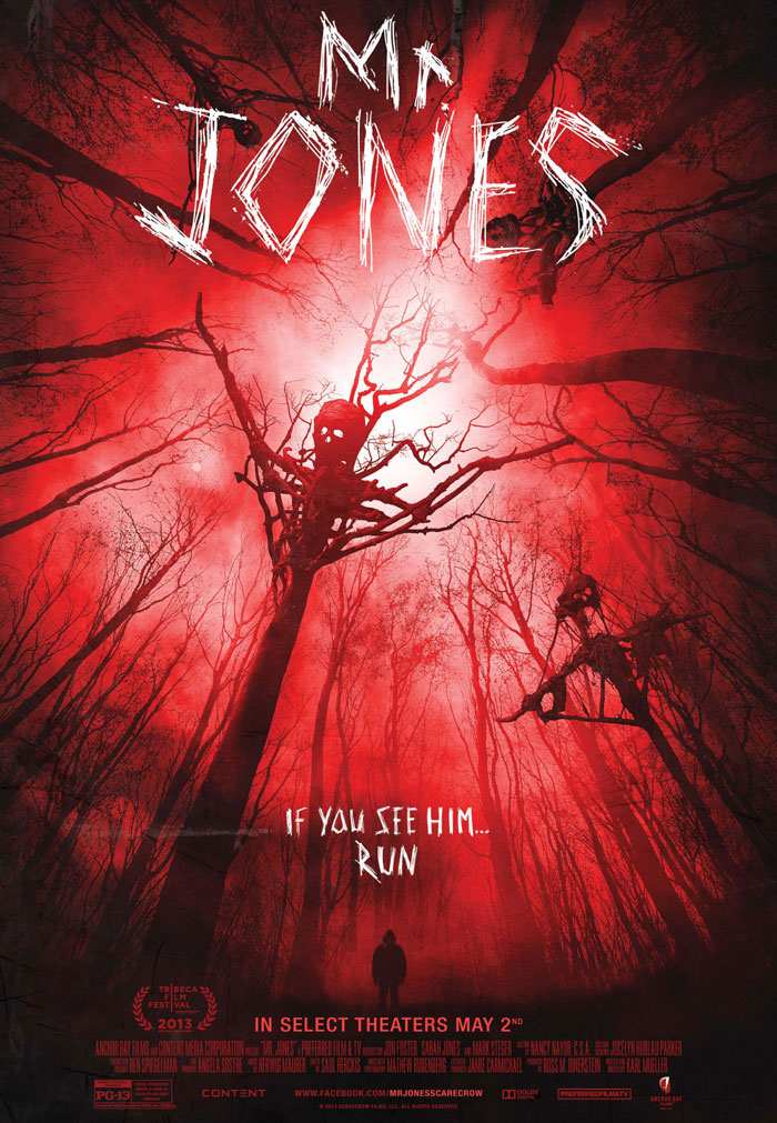 Mr. Jones (2013) Full Movie Poster