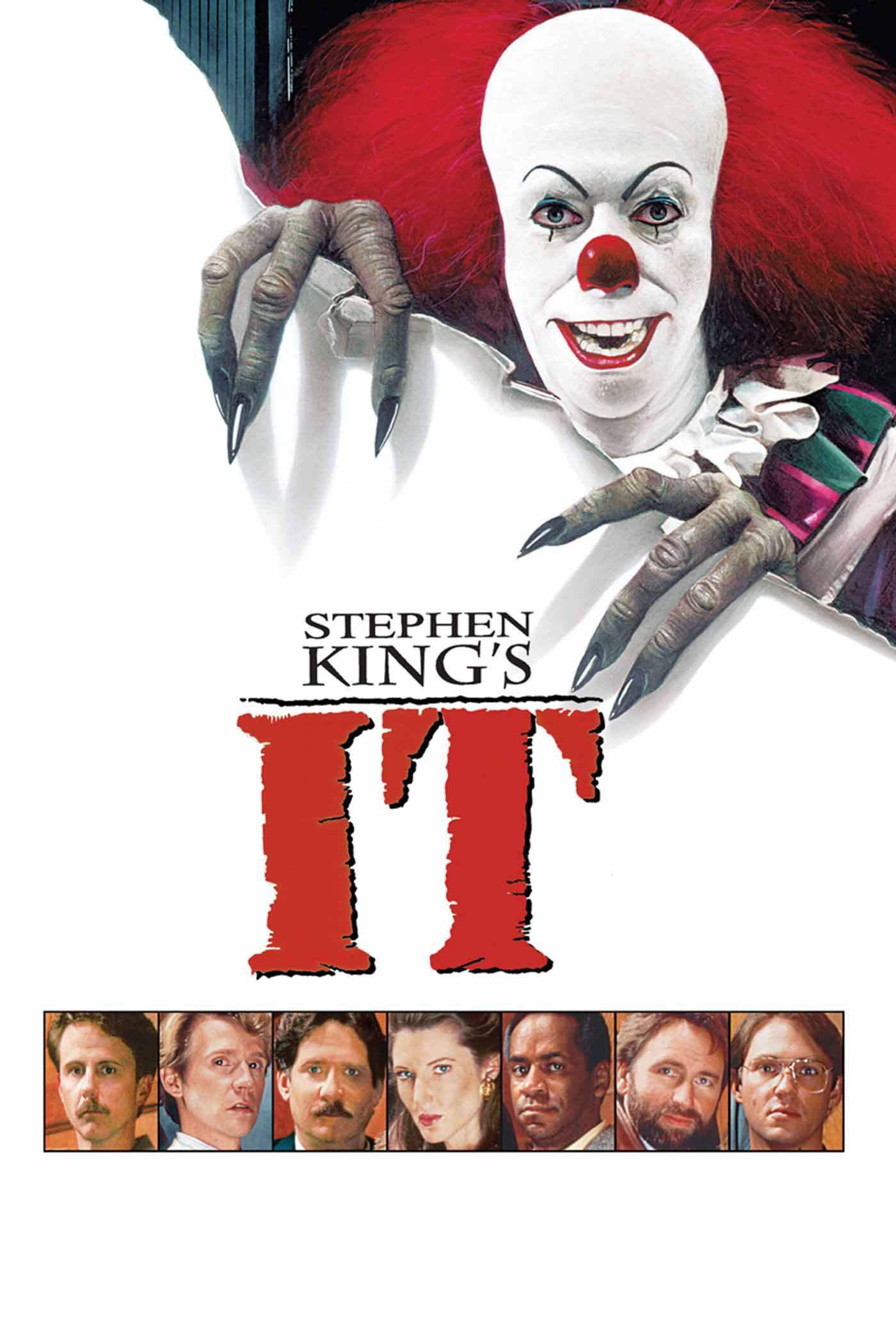 stephen king s it 1990 review movie