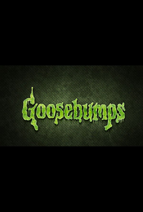 Goosebumps (2015) Full Movie Poster