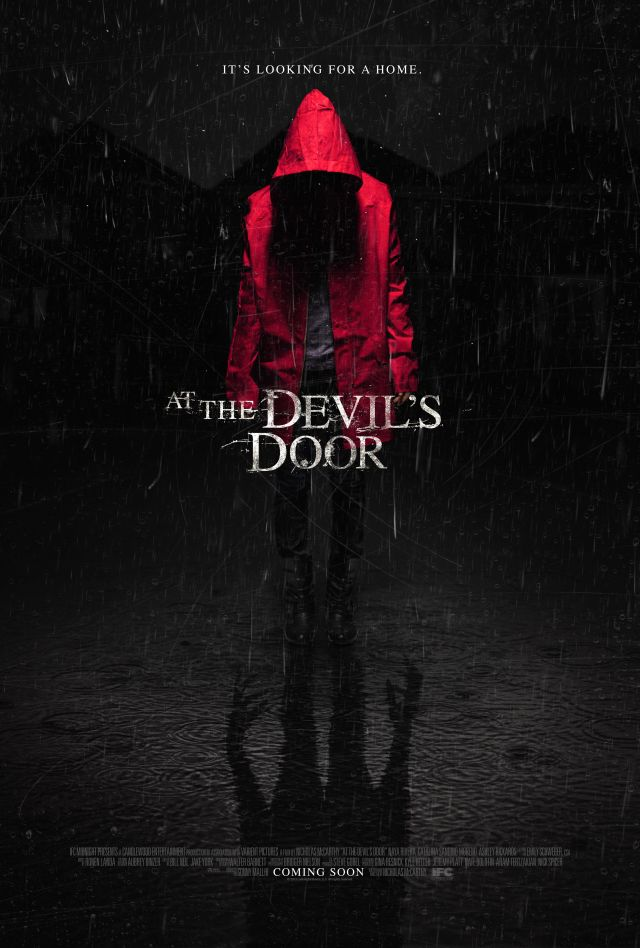 At the Devil's Door (2014) Full Movie Poster