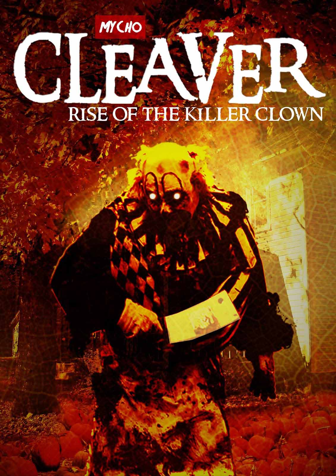Cleaver rise of the killer clown 2015 review horror movie for Killer clown movie